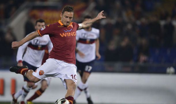 Diretta Roma - Genoa in serie A