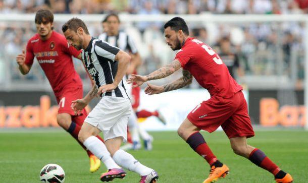 Diretta Cagliari - Juventus in Serie A