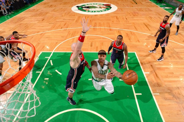 NBA - Il gigante Thomas risolutore al supplementare tra Celtics e Wizards