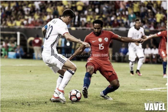Copa America Centenario: Quotes from a dissapointed Colombia side