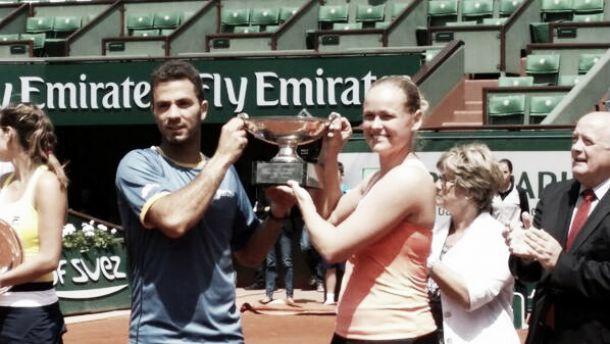 Roland Garros : Le mixte pour Groenefeld/Rojer