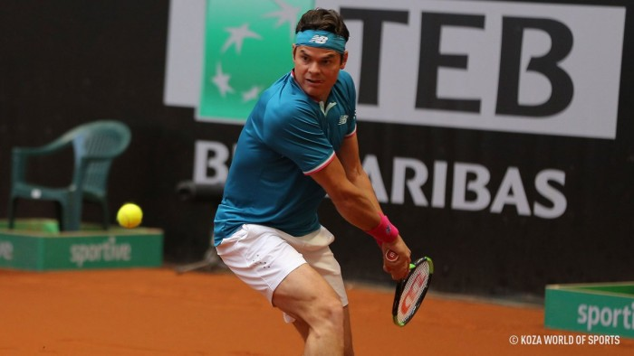 ATP - Estoril, Monaco, Istanbul: il programma di venerdì