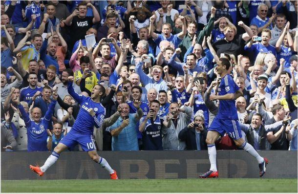 Com vitória magra, Chelsea garante título da Premier League antecipadamente