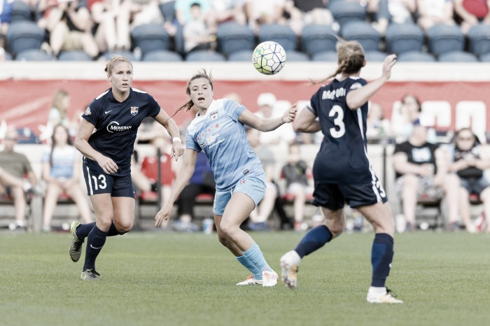 Chicago Red Stars look to continue unbeaten streak against Portland Thorns FC