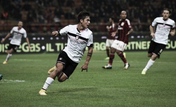 Diretta Palermo - Milan in il risultato della partita di Serie A(1-2)