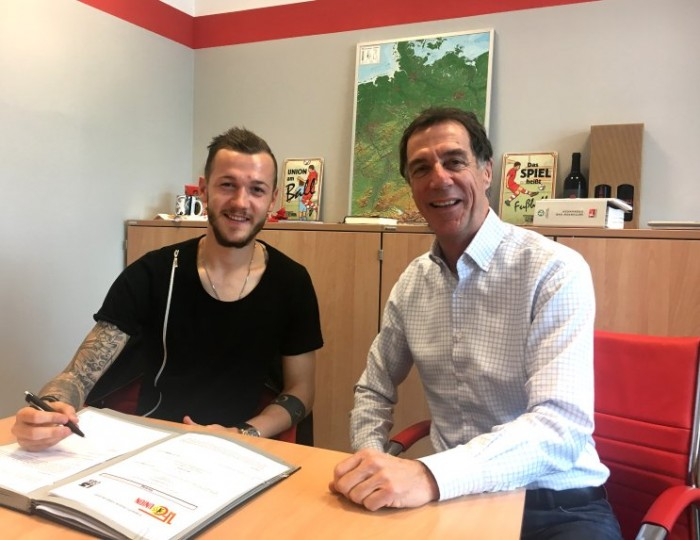 Marcel Hartel makes move to Union Berlin