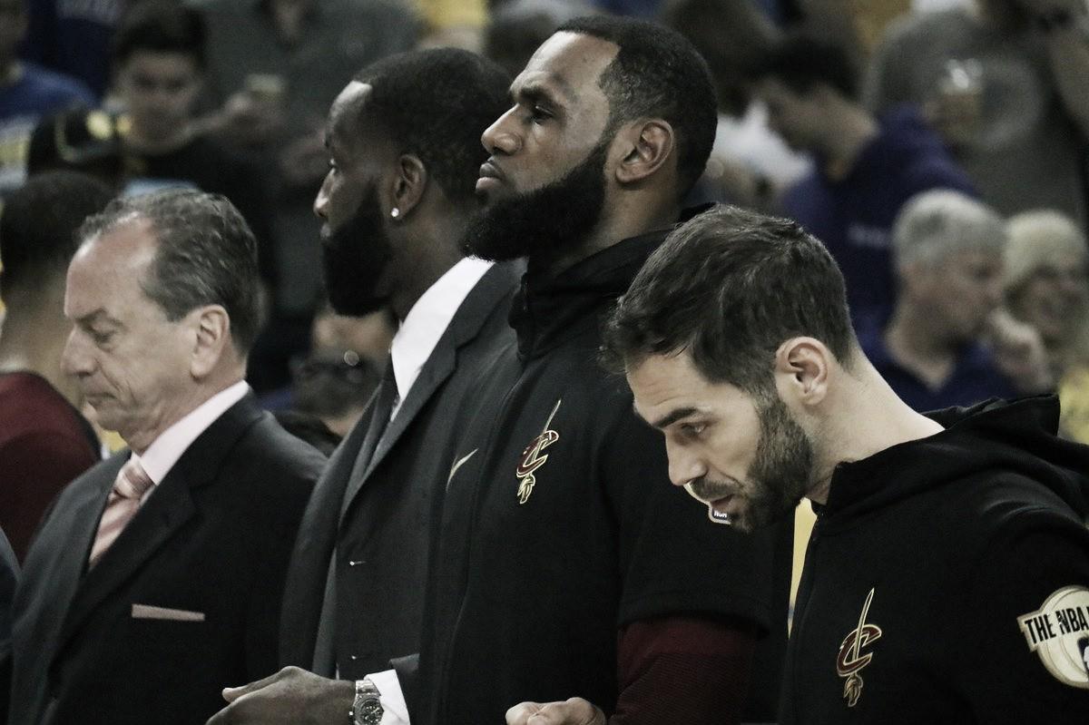 NBA Finals - I Cavs tornano a Cleveland: parte l'operazione rimonta