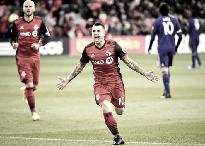 Sebastian Giovinco brace lifts Toronto FC over Orlando City SC