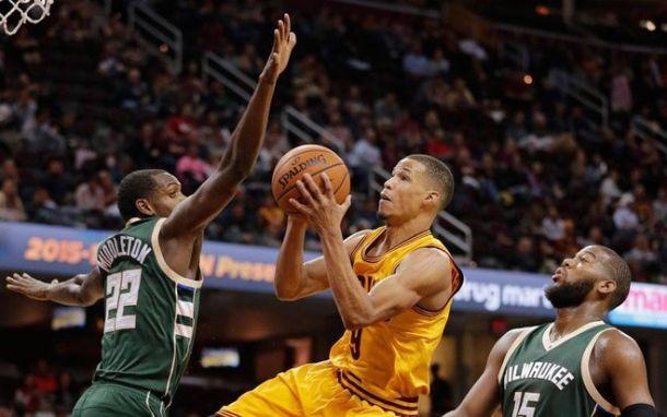 Milwaukee Bucks Defeat Cleveland Cavaliers, 110-101