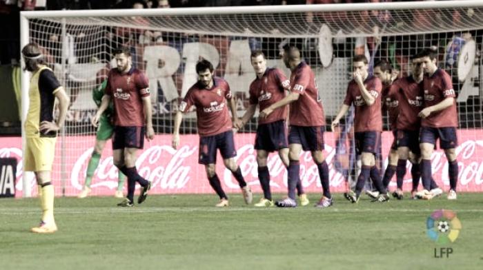 El Atlético, a la reconquista de El Sadar