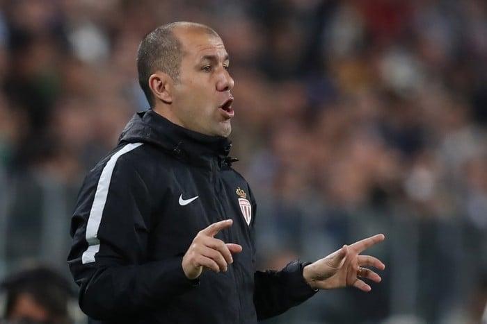 Juve-Monaco 2-1, Jardim a testa alta