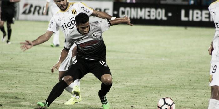 Guaraní prolongó la agonía de Zamora FC en la Libertadores