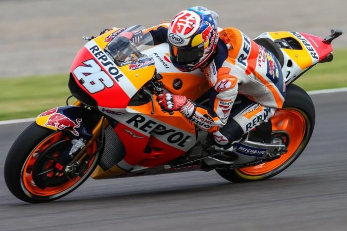 MotoGP, Jerez: Pedrosa su tutti nelle FP2, davanti a Miller e Crutchlow