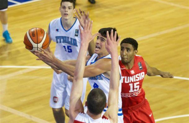 EuroBasket U20, l'Italia stasera debutta contro la Croazia