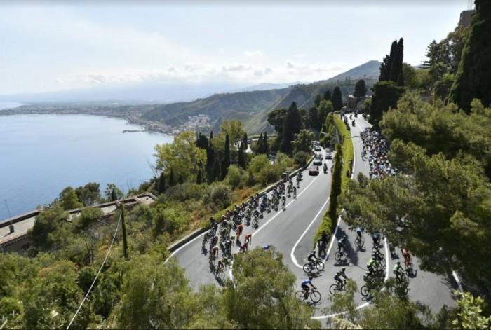 Giro d'Italia 2017, la presentazione della 6° tappa: Reggio Calabria - Terme Luigiane, finale difficile