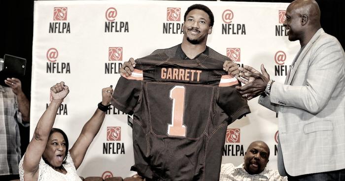 2017 NFL Draft - Day One Recap