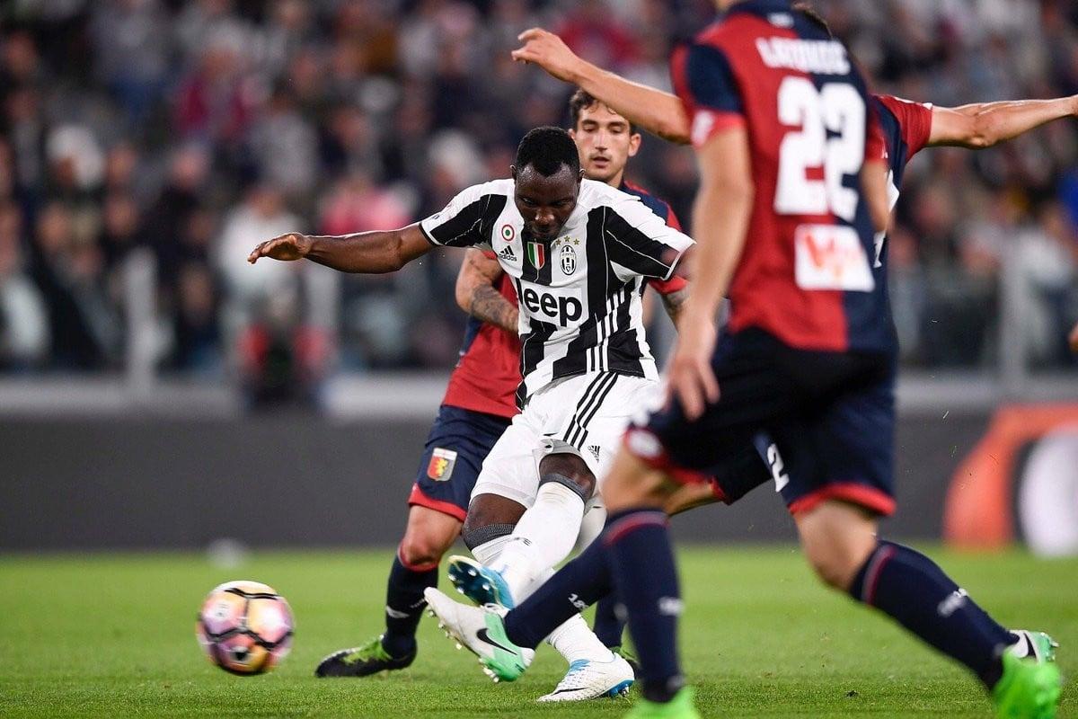 Juventus - Asamoah può partire: tre club su di lui