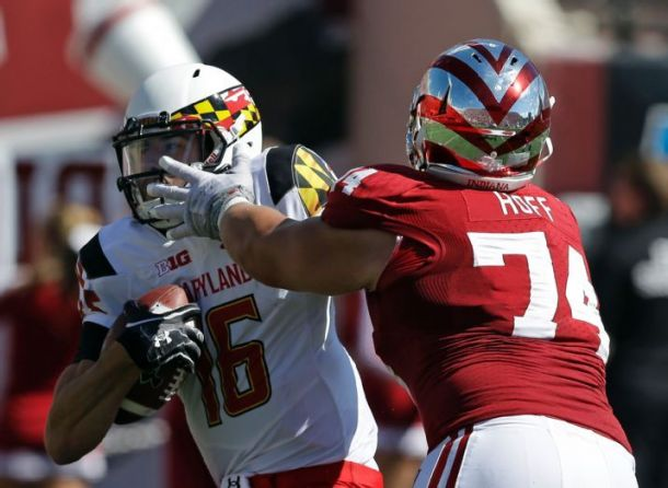 Maryland Too Much For Indiana