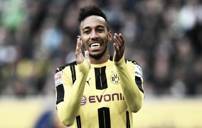 Bundesliga: Aubameyang lancia il Dortmund verso il terzo posto. Hoffenheim ko (2-1)