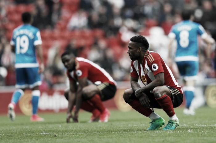 Sunderland descendió a la Championship