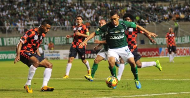 Deportivo Cali le ganó al Cúcuta Deportivo y quedó escolta del líder Nacional