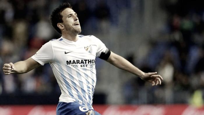 Ignacio Camacho dice adiós al Málaga y pone rumbo a Alemania