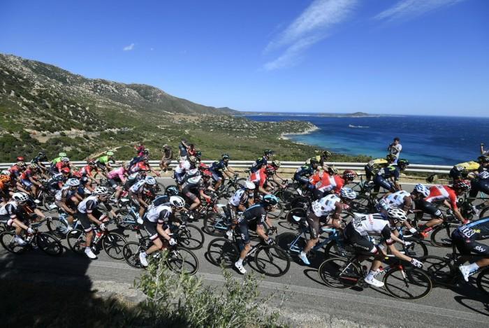 Giro d'Italia 2017, la presentazione della 4° tappa: Cefalù - Etna, prima chiamata per i big
