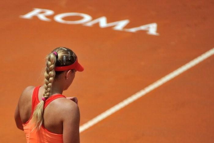 WTA Roma - Il tabellone femminile