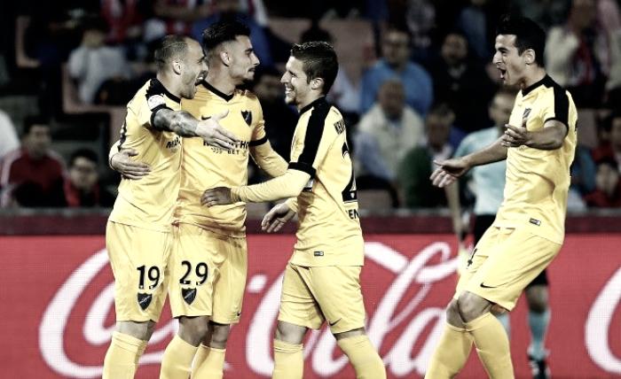 El Málaga mira al futuro con optimismo