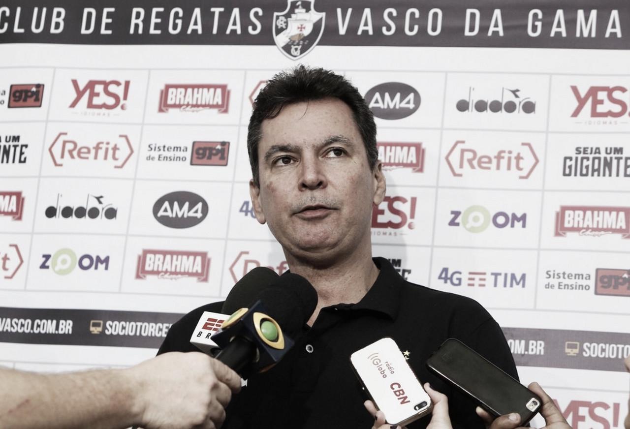 """Alexandre Faria explica desligamento de Thiago Galhardo: """"Algumas coisas não nos agradaram"""""""