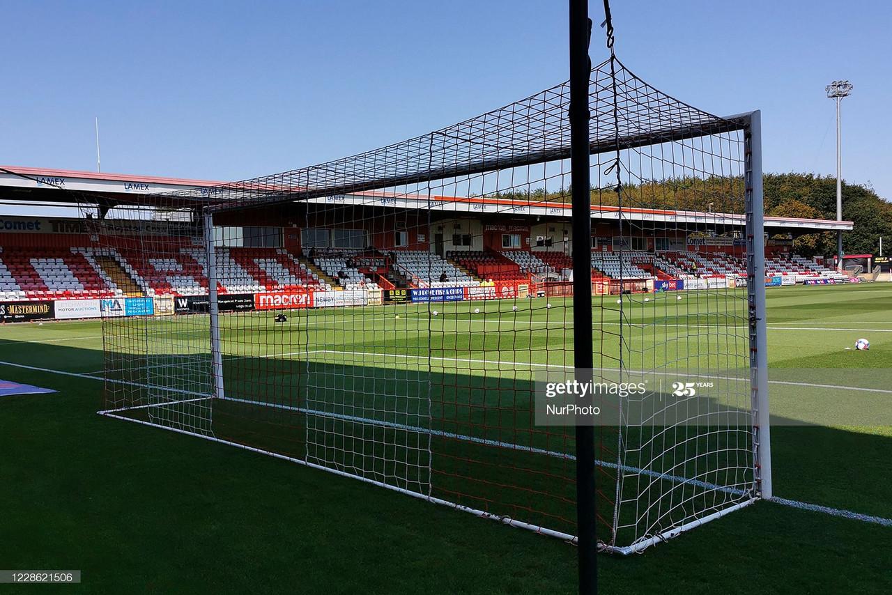 Stevenage 0-0 Grimsby Town: Honours even as lively Boro fail to convert chances