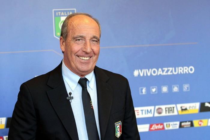 """Italia, senti Ventura: """"L'obiettivo è vincere con l'Albania"""""""