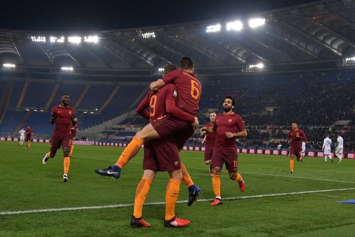 La Roma batte 3-1 il Chievo Verona: le parole dei protagonisti