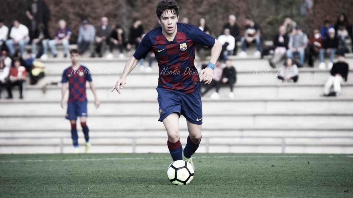 Sergi Rosanas renueva con el Barça hasta 2023