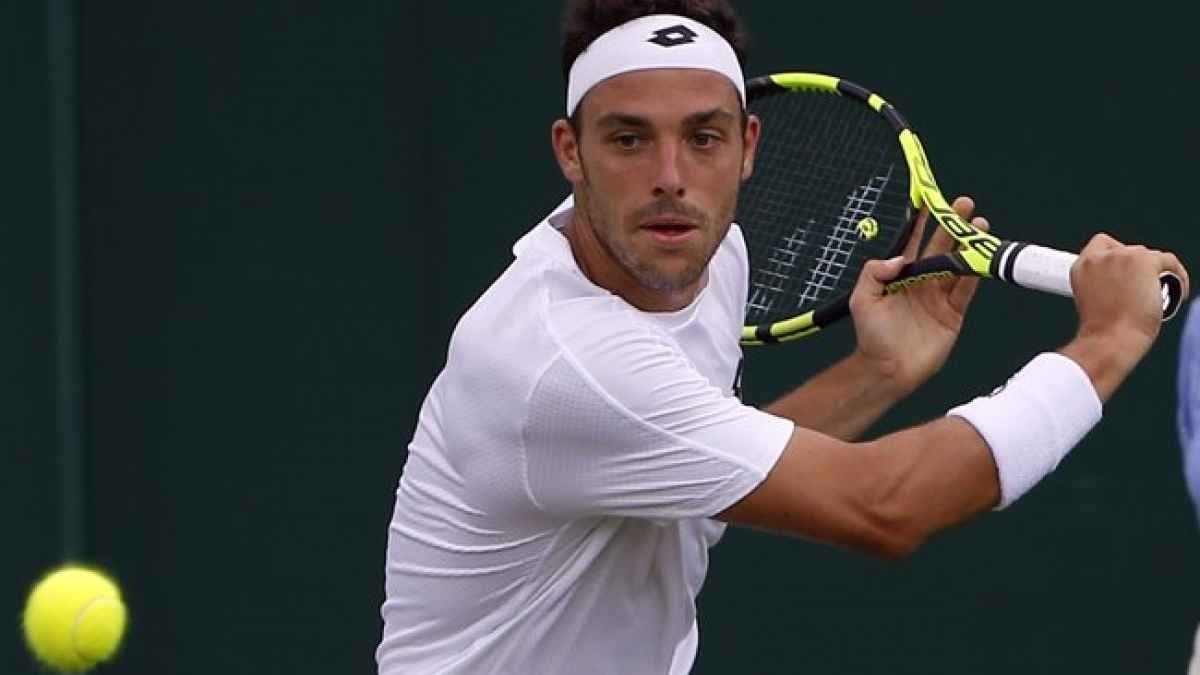 ATP Eastbourne: sorpresa Kukushkin, Cecchinato rimonta Millman