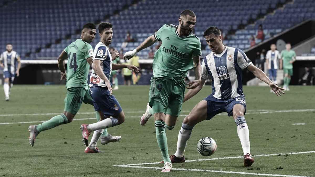 Análisis post RCD Espanyol-Real Madrid: Benzema y 10 más