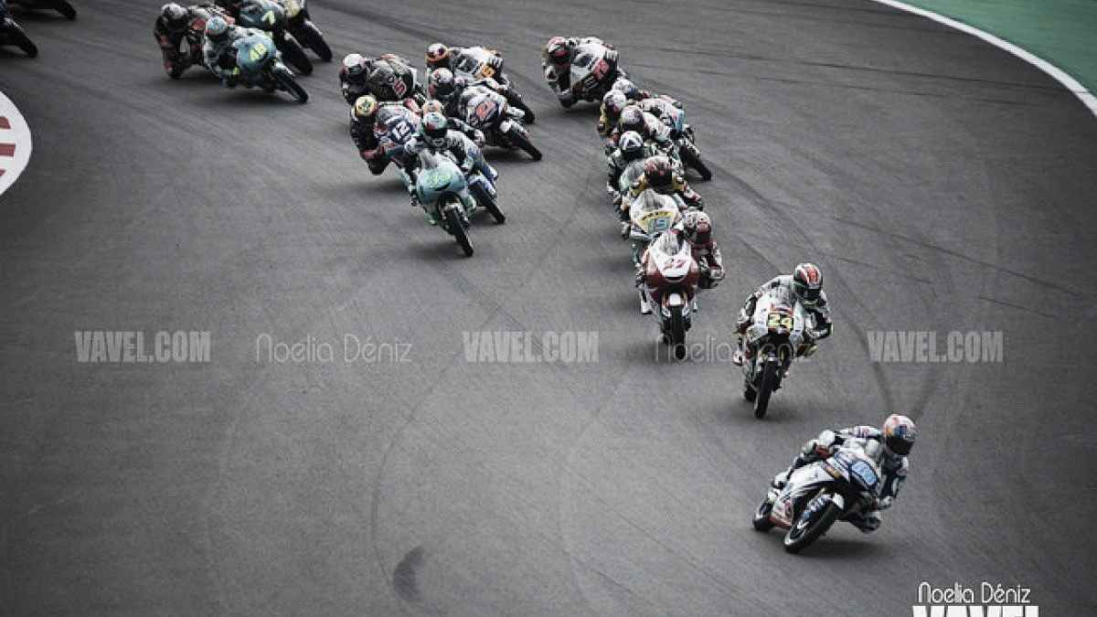 Gp Jerez atto secondo: il Venerdì della Moto3