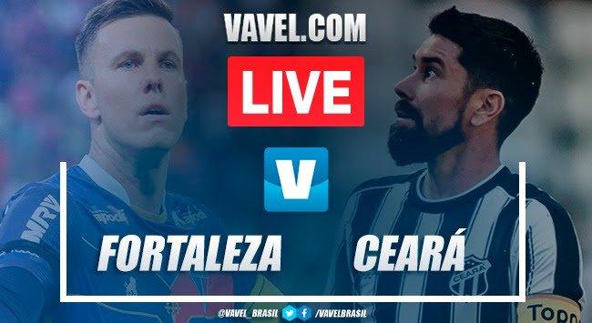 Gol e melhores momentos de Fortaleza x Ceará (1-0)