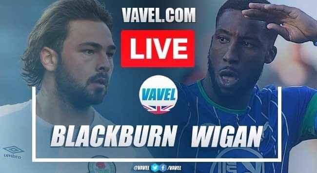 Blackburn Rovers Vs Wigan Athletic Goalless Draw At Ewood Park