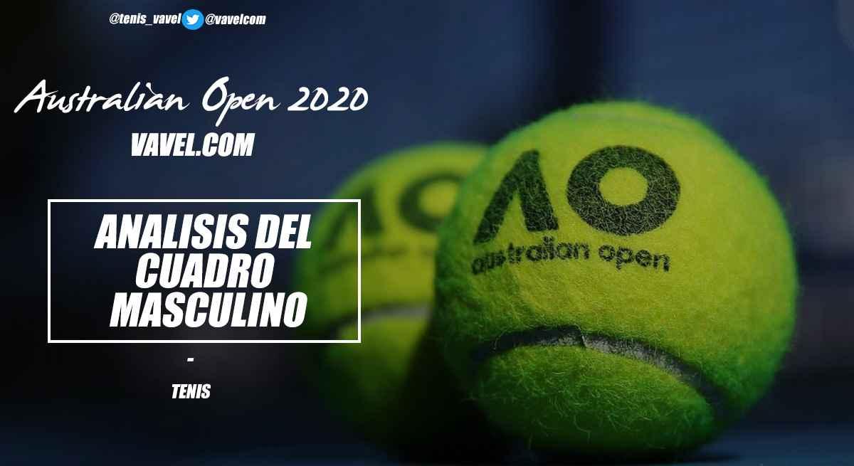Analisis Cuadro Masculino Open De Australia El Big 3
