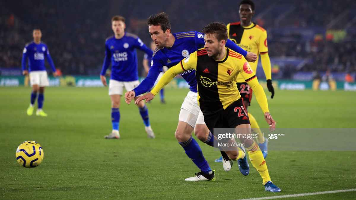 Watford 1 1 Leicester City Live Stream Tv Updates And How To
