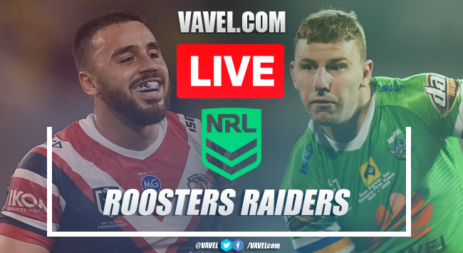 Sydney Roosters Vs Canberra Raiders Live Stream Tv Updates And How To Watch Nrl 2020 18 07 2020 Vavel International