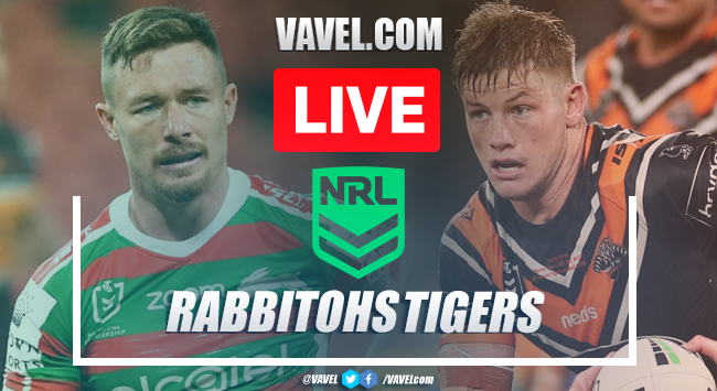As It Happened South Sydney Rabbitohs 18 10 Wests Tigers In 2020 Nrl 10 07 2020 Vavel International