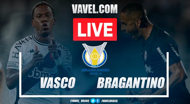 Gols E Melhores Momentos Para Vasco 1x1 Bragantino Pelo Campeonato Brasileiro 2020 27 09 2020 Vavel Brasil