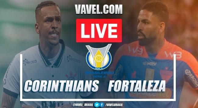 Gols E Melhores Momentos De Corinthians X Fortaleza No Brasileirao 1 1 26 08 2020 Vavel Brasil