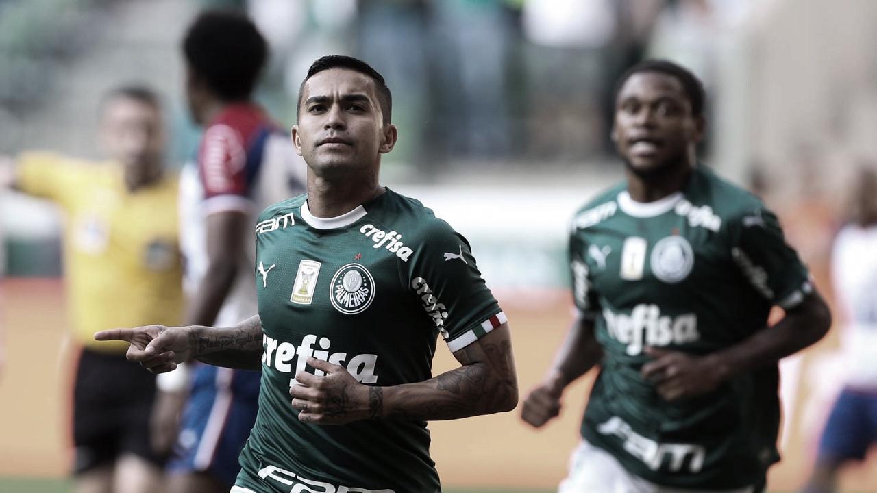 Análise: VAR se torna destaque em bom duelo tático de Palmeiras e Bahia