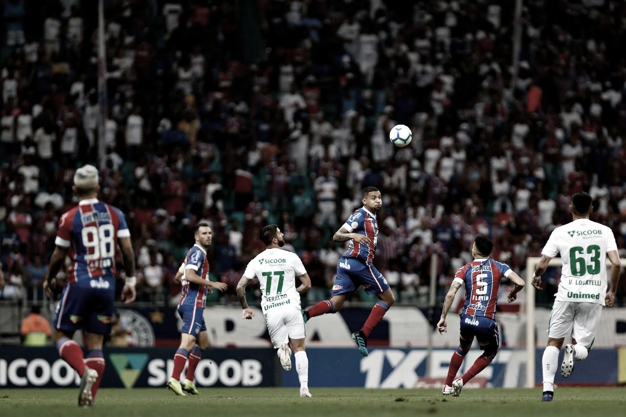 Chapecoense enfrenta Bahia em busca da primeira vitória no Brasileirão
