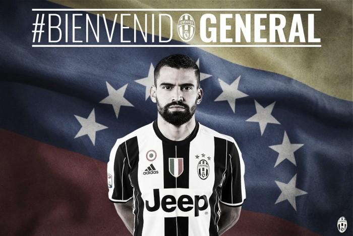 Juventus FC goleó y Tomás debutó