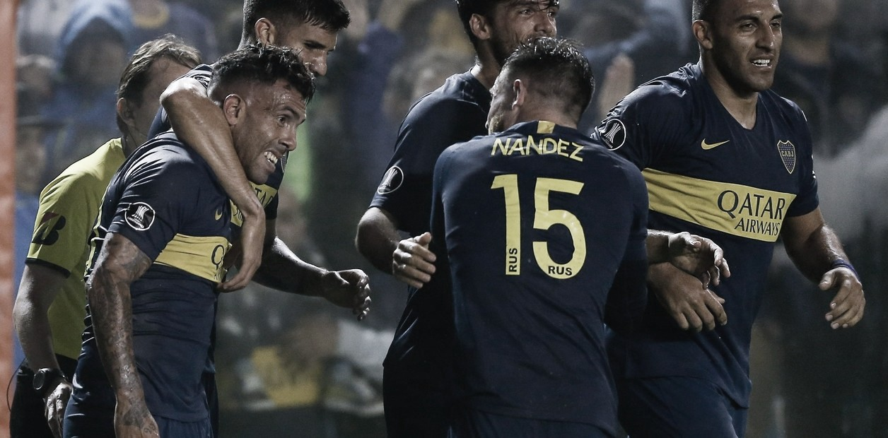Boca ganó y se clasificó primero en su zona