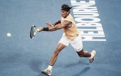 Impecável, Nadal triunfa sobre Ebden e avança à terceira rodada do Australian Open